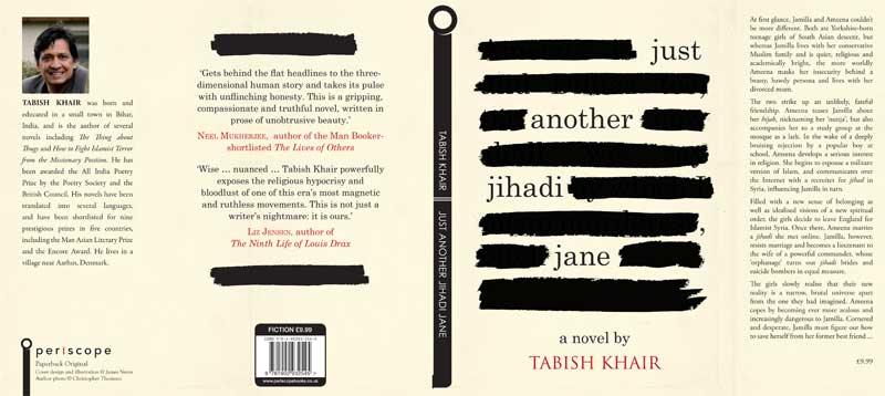 just another jihadi by tabish khair UK